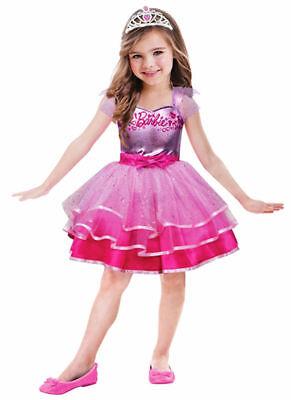 ★ Ballet Ballerina Barbie Kleid 98 ,104,116  Prinzessin Kostüm Rosa Glitzern ()