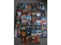 DVD bundle,52 films in total mixed genres
