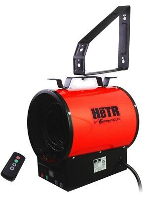 Garage Space Heater Portable Electric 4800 Watt Forced Air H