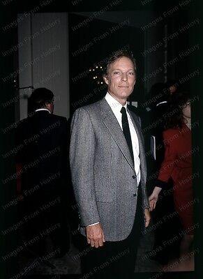 35mm Original Transparenty Richard Chamberlain Bev Hilton 1989 Smeal #2016377