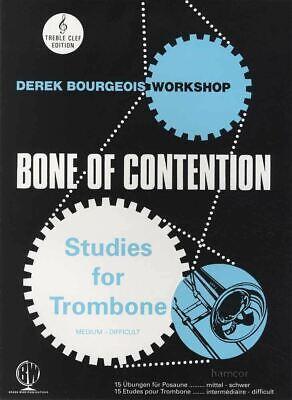 Practical Tutor for the Trombone treble clef trombone 9790060036057