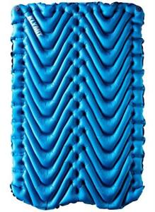 New  Klymit Double V Double-Wide Two-Person Sleeping Pad, Non-Insulated Condition: New