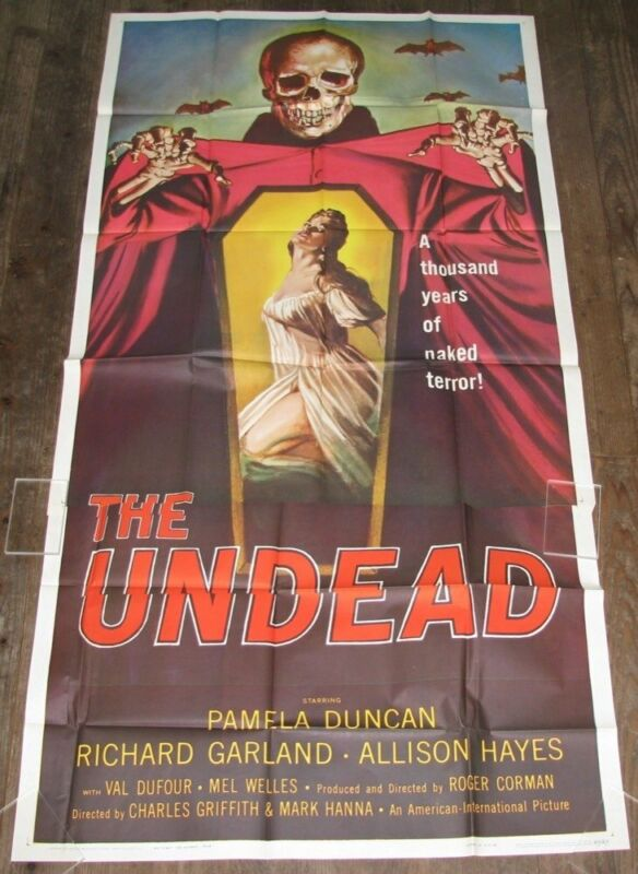 UNDEAD, THE (1957) 18901
