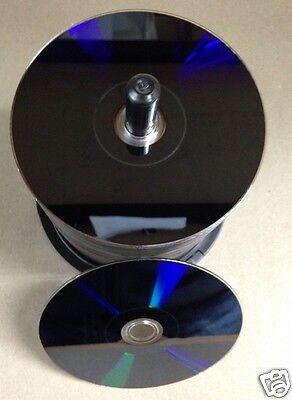 100 Stück Blu-ray Rohlinge BD-R 25Gb 6x, unbedruckt