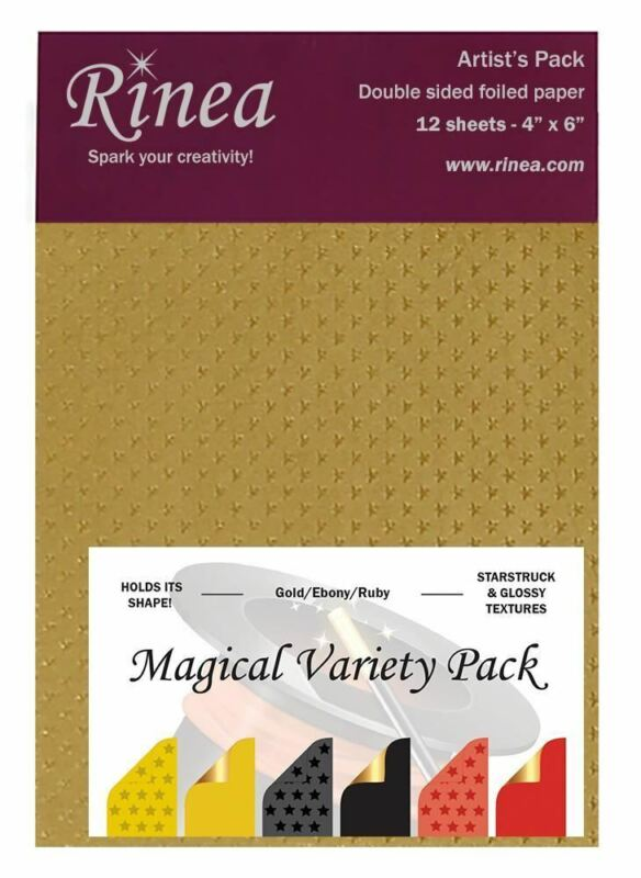 Magical Foiled Paper Variety Pack - Artist