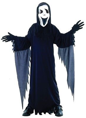 SALE Screamer Boys Halloween WIcked Clearance Fancy Dress Horror Costume