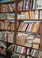 DOWNSIZING 45 YEARS OF COOKBOOK COLLECTION