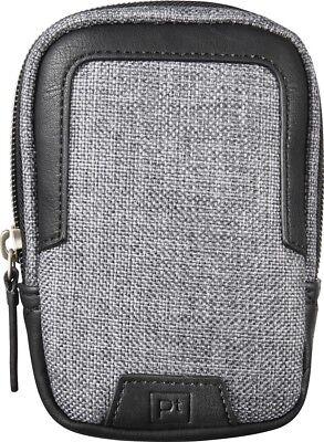 Black Platinum Camera Case - Platinum - Metropolitan Compact Camera Case - Gray/Black