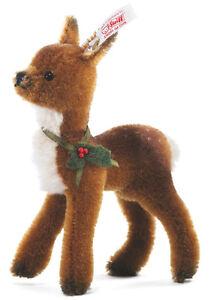 Steiff-Fawn-Deer-EAN-036705-Holiday-Worldwide-Limited-Edition-NRFB