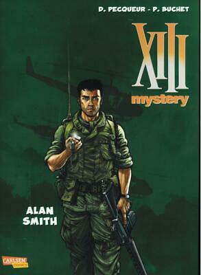 XIII Mystery 12, Carlsen