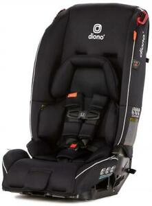 NEW Diono radian 3 RX All-In-One Convertible Car Seat, For Children and Baby to 120 Pounds, Black Condtion: New, Black