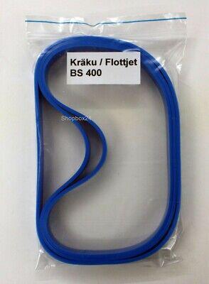 3x Bandage Belagband Beläge Rollenbelag f Bandsäge Kräku Flottjet BS 400 • 25mm