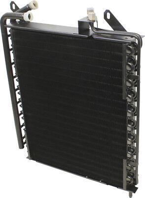 Al119566 Condenser With Oil Cooler For John Deere 6200 6200l 6300 Tractors