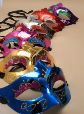 SS PARTY VENETIAN THEME BALL FACE MASK CARNIVAL NEW YEAR (Masquerade Themen)