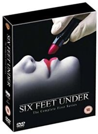 Six Feet Under Series 1-5