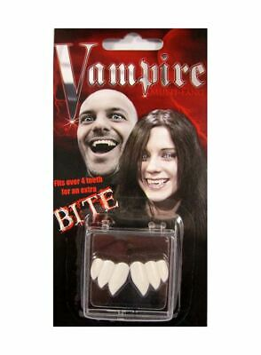 Vampire Fangs Teeth Dracula True Blood Fake False Costume Accessory Dracula - Costume Fake Teeth