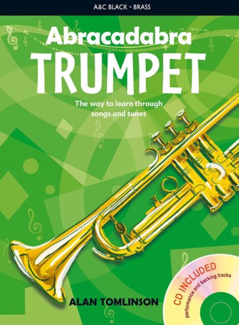 Abracadabra Trumpet (Book/CD) - Same Day P+P