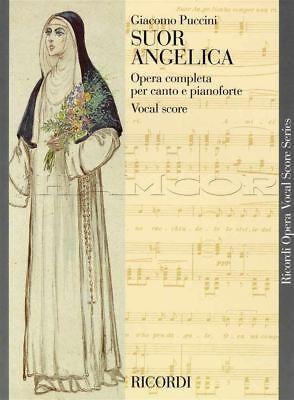 Musical Instruments & Gear Devoted Puccini La Boheme Canto Pianoforte Vocal Piano Hardback Music Book 9790041370552