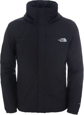 THE NORTH FACE TNF Resolve Insulated T0A14YJK3 Wasserdichte Kapuzenjacke Herren Jacke Herren Insulated Jacken