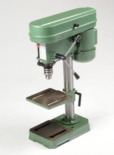 5 Speed Jeweler Hobby Table Bench Mini Drill Press Shop 760-