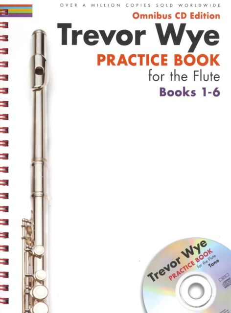 WYE PRACTICE BOOK FOR FLUTE OMNIBUS CD EDITION
