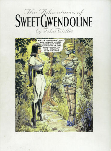 JOHN WILLIE • THE ADVENTURES OF SWEET GWENDOLINE • NEW SEALED COPY
