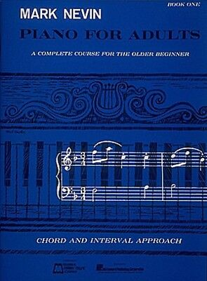Piano for Adults Book 1 Instructional NEW 000009295