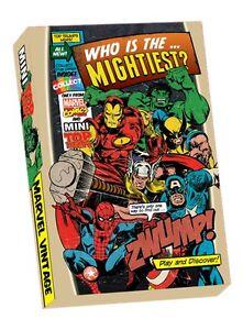 Mini Top Trumps - Marvel Comic Heroes
