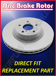 Disc-Brake-Rotors-Front-Vented-DBA221-To-Suit-Mitsubishi-Magna-TM-TN-TP-GalantHG