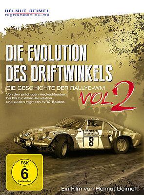 Die Evolution des Driftwinkels · Vol. 2 - DVD - Die Geschichte der Rallye-WM
