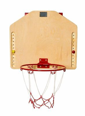 Red Toolbox Basketball Hoop Woodworking Kit Carpentry Age 8 Level 2 Intermediate