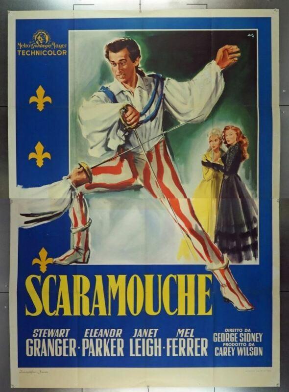 SCARAMOUCHE (1952) 27968