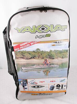 Bicsup Kanu Canadier Yakkair HP 2 Fishing Inflatable Kayak Größe 410 cm  gebraucht kaufen  Pforzheim