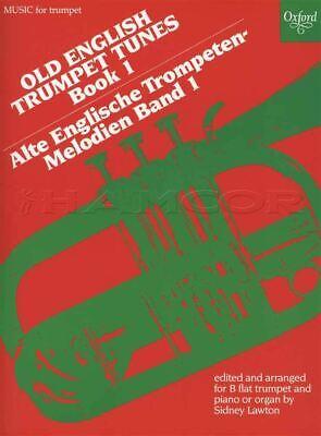 - Old English Trumpet Tunes 1 Sheet Music Book Bb B Flat Trumpet SAME DAY DISPATCH