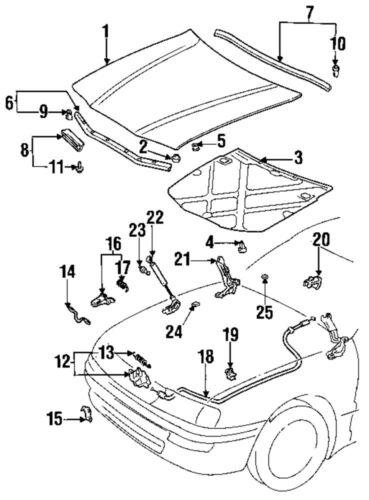 03 Ford F 250 Dome Light Ledningsdiagram