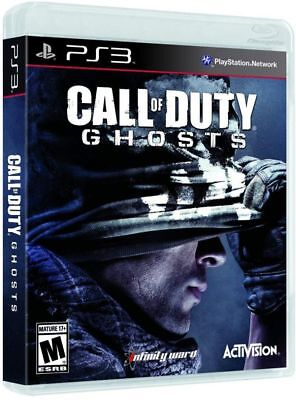 Call of Duty: Ghosts PS3 PlayStation 3 [Brand New]