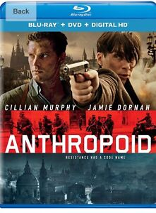 New Release- Anthropoid DVD/Blu Ray