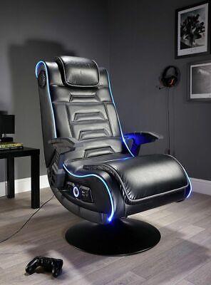 X Rocker New Evo Pro Gaming Chair LED Edge Lighting - O6