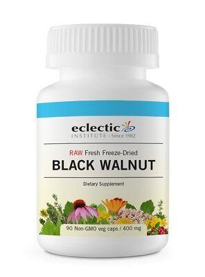 Black Walnut Freeze-Dried Eclectic Institute 90 VCaps Eclectic Institute Black Walnut