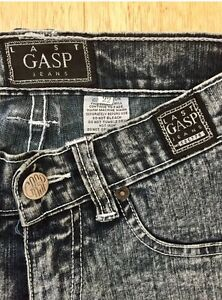 Gasp Jeans acid wash S7 Box Hill Whitehorse Area Preview