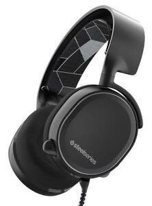 Lightly used SteelSeries Arctis 3 All-Platform Gaming Headset for PC, PlayStation 4, Nintendo Switch, VR, Android and...