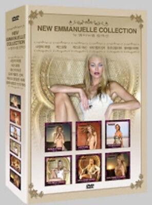 New Emmanuelle Collection 6 Disc BOX SET / DVD, NEW