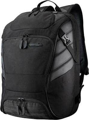 "Samsonite - Hustle Backpack for 15.6"" Laptop - Blackout"
