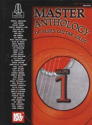 Guitar - Blues Solos