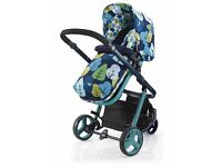 Pram Cosatto Woop Travel System Nightbird - Multicolor baby Brand new in box