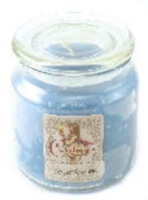 Cold Water   Courtneys Candles Maximum Scented 16Oz Jar Candle   Burns 140 Hours