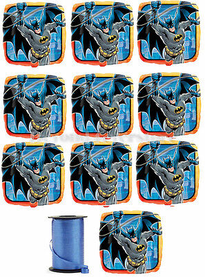 Batman Themed Birthday Party (New DC Comic Batman Birthday Party Theme Decoration 18