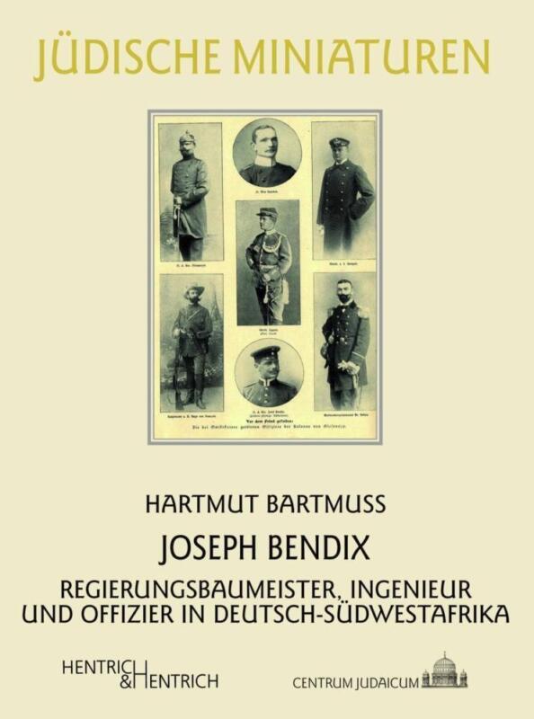 Joseph Bendix - Hartmut Bartmuß - 9783955650940