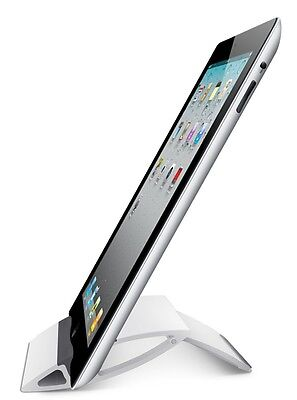 *NEW* Folding Desk Stand Holder Dock For iPad 1, 2 & 3 And Most Tablet Computers