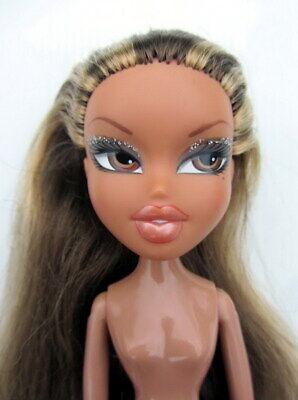MGA & Co BRATZ DOLL - Girlz Really Rock YASMIN (2008) - Nude